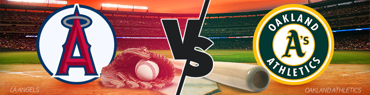 Los Angeles Angels vs. Oakland Athletics Odds – Game 2 – Tuesday, May 9th