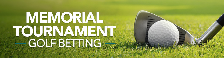 Memorial Tournament Golf Betting