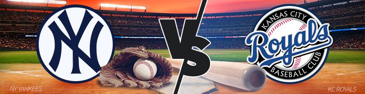 New York Yankees vs. Kansas City Royals betting odds – Game 2 – Wed., May 17th
