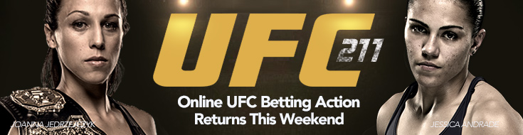 Online UFC Betting Action Returns