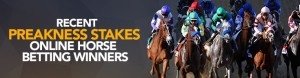 Recent Preakness Stakes Online Horse Betting Winners