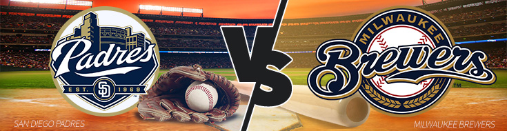 Milwaukee Brewers vs. San Diego Padres Betting Preview – Game 1 – Monday, May 15th