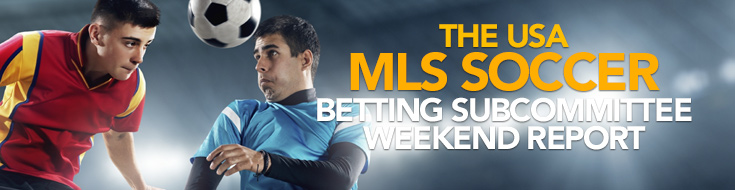 USA MLS Soccer Betting Weekend Report