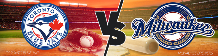 Toronto Blue Jays vs. Milwaukee Brewers Odds Betting – Game 1 – Tues., May 23rd