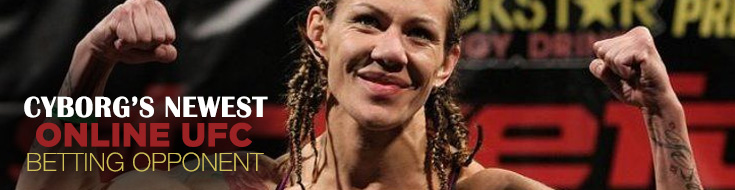 Cris Cyborg Next betting UFC Fight