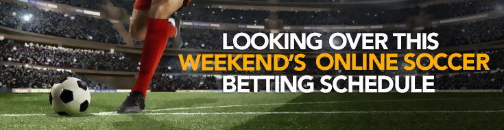 FIFA Confederations Cup - Weekend Betting Schedule, including odds