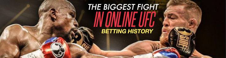 Biggest Fight in Online UFC Betting History