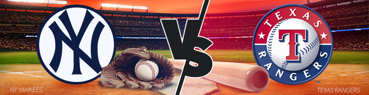 Texas Rangers vs. New York Yankees – Friday, June 23rd