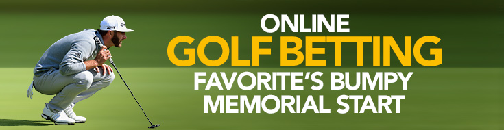 Memorial Tournament betting favorites at Muirfield Village Golf Club in Ohio