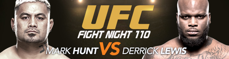 UFC Fight Night 110 Odds and Betting Preview – Sunday, June 11th