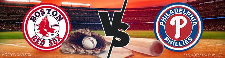 Boston Red Sox vs. Philadelphia Phillies – Thursday, June 15th
