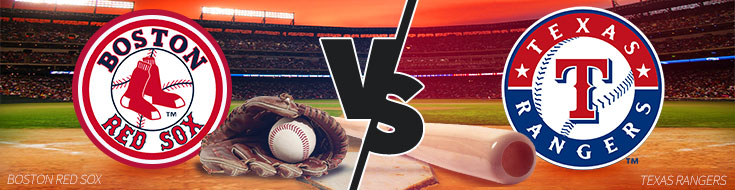 Boston Red Sox vs. Texas Rangers – Monday, July 3rd