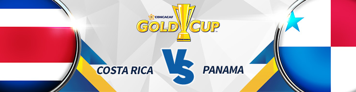 CONCACAF Gold Cup Odds – Costa Rica vs. Panama – Wednesday, July 19th