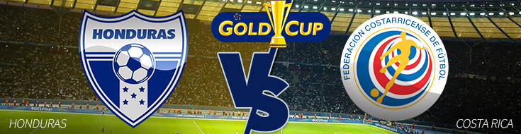 Honduras & Costa Rica CONCACAF Gold Cup betting