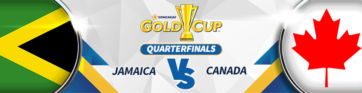 CONCACAF Quarterfinals Odd and betting Preview - Jamaica vs. Canada