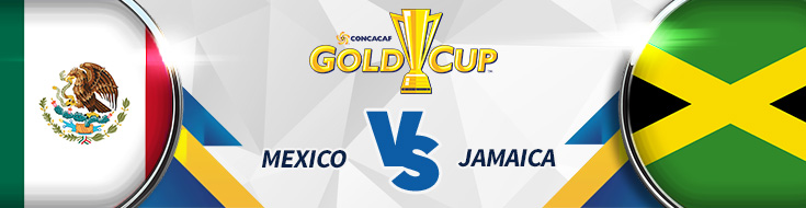 CONCACAF Gold Cup – Mexico vs. Jamaica – Thursday, July 13th