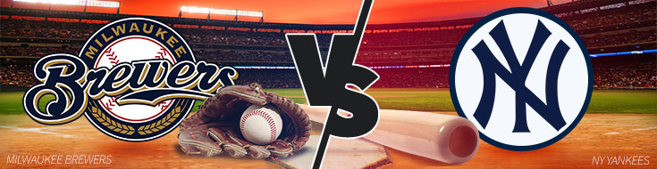 Milwaukee Brewers vs NewYork Yankees Betting Friday-July7th-Odds