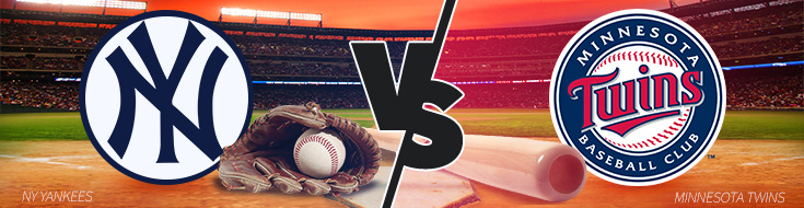 New York Yankees vs. Minnesota Twins Odds – Monday, July 17th