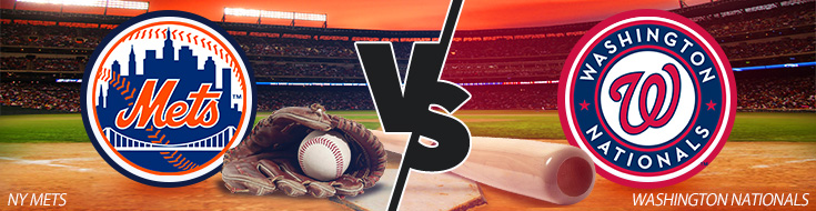 New York Mets vs. Washington Nationals Odds – Wednesday, July 5th