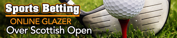Sports Betting Online Odds for AAM Scottish Open – Thursday, July 13th