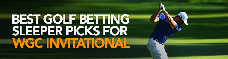 2017 WGC-Bridgestone Invitational golf betting event on August 3rd-6th