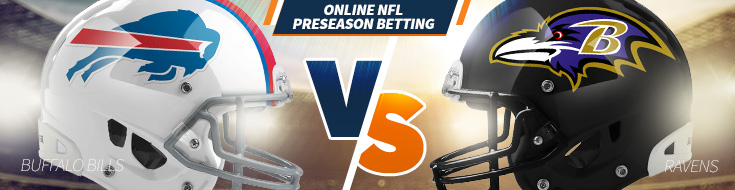 Buffalo Bills vs. Baltimore Ravens Preseason Week 3 Odds – Saturday, August 26th