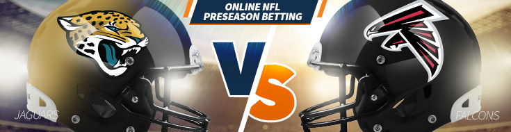Jacksonville Jaguars vs. Atlanta Falcons preseason betting – Thursday, August 31st