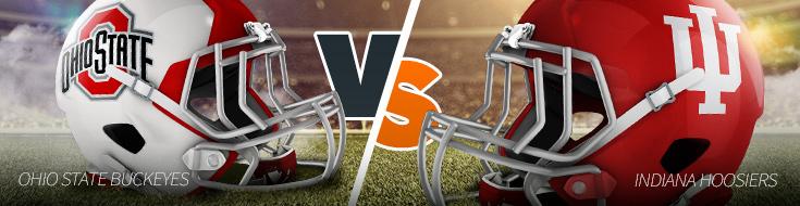 Ohio State Buckeyes vs. Indiana Hoosiers Betting – Thursday, August 31st
