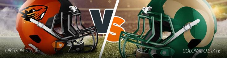 Oregon State vs. Colorado State – Saturday, August 26th