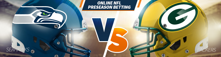 Seattle Seahawks vs. Green Bay Packers Preseason Betting Lines – Sunday, September 10th