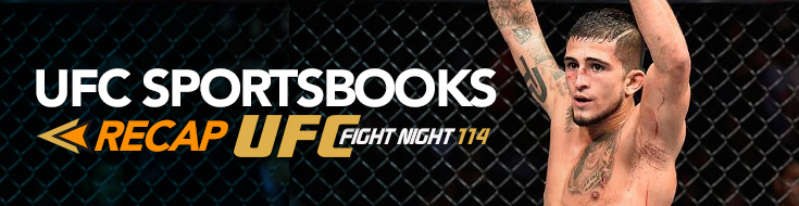Recap UFC Fight Night 114