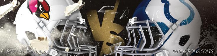 Arizona Cardinals vs. Indianapolis Colts Odds – Sunday, September 17th