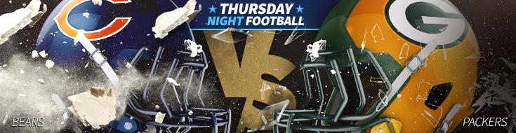Chicago Bears vs. Green Bay Packers Best Bets to make – Thursday, September 28th