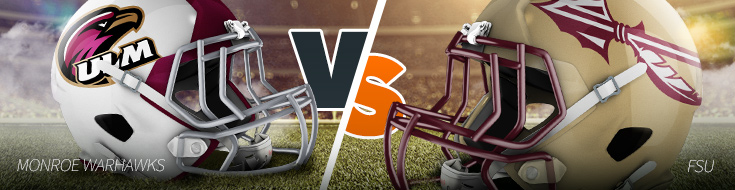 Louisiana-Monroe Warhawks vs. FSU Betting Lines – Saturday, September 9th