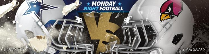 Dallas Cowboys vs. Arizona Cardinals Betting Monday Night Football – Monday, September 25th