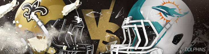 New Orleans Saints vs. Miami Dolphins Betting Preview – Sunday, October 1st