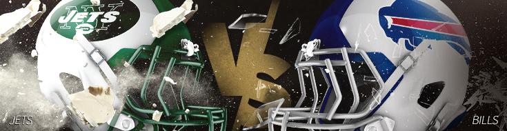 New York Jets vs. Buffalo Bills NFL Week 1 Odds – Sunday, September 10th