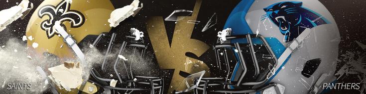 New Orleans Saints vs. Carolina Panthers – Sunday, September 24th