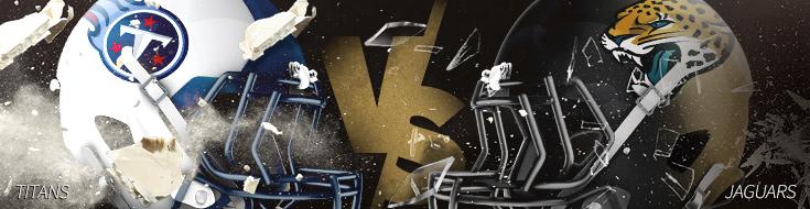 Tennessee Titans vs. Jacksonville Jaguars NFL Week 2 Odds – Sunday, September 17th