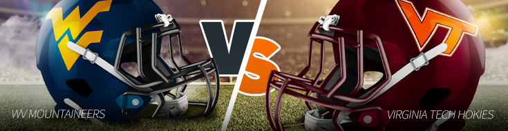 West Virginia Mountaineers vs. Virginia Tech Hokies Betting Preview – Sunday, Sept. 3rd