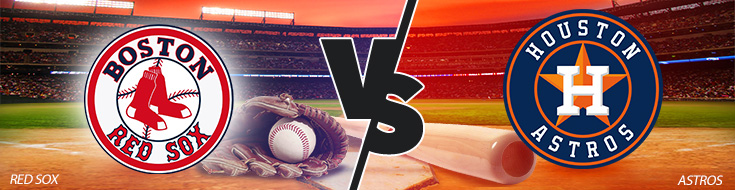 Boston Red Sox vs. Houston Astros Betting MLB Playoffs