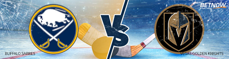 NHL Betting Buffalo Sabres vs. Vegas Golden Knights – Tuesday, October 17th