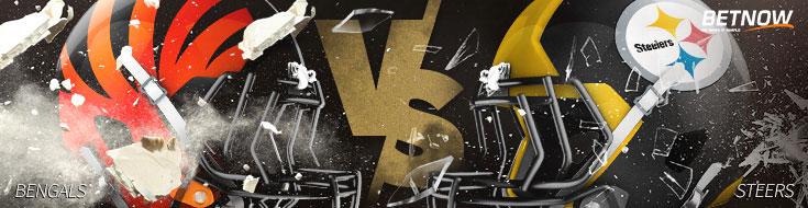 NFL Week 7 Betting Cincinnati Bengals vs. Pittsburgh Steelers – Sunday, October 22nd