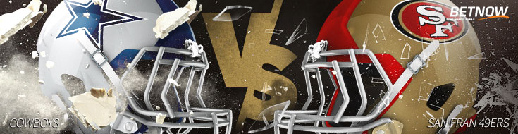 Betting Dallas Cowboys vs. San Francisco 49ers – Sunday, October 22nd