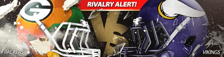 Green Bay Packers vs. Minnesota Vikings – Sunday, October 15th