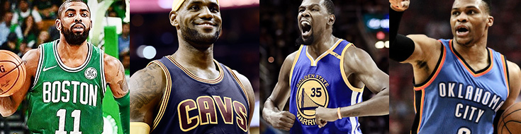 2017/18 Online NBA Betting Title Contenders