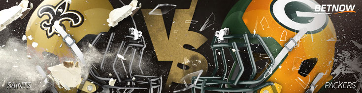 New Orleans Saints vs. Green Bay Packers – Sunday, October 22nd