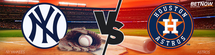 New York Yankees vs. Houston Astros American League Championship