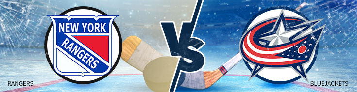 New York Rangers vs. Columbus Blue Jackets Betting – Friday, October 13th