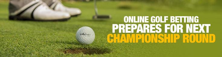 WGC CHAMPIONSHIPS HSBC CHAMPIONS – 3rd ROUND Betting Online